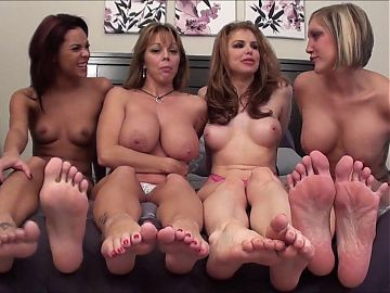 4 beauty women 8 soft soles